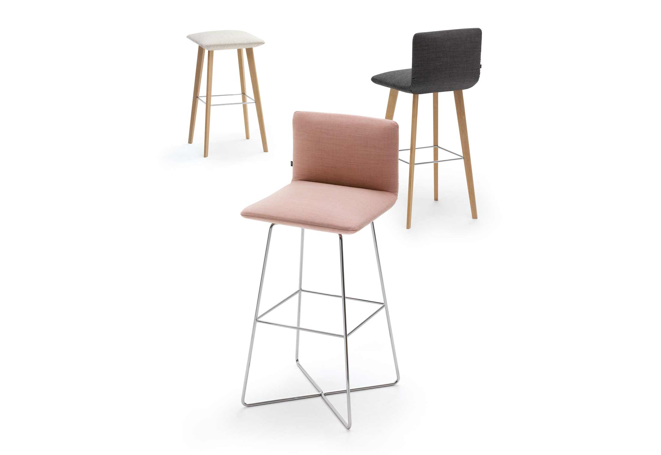 Jalis Bar Stool By Cor Stylepark