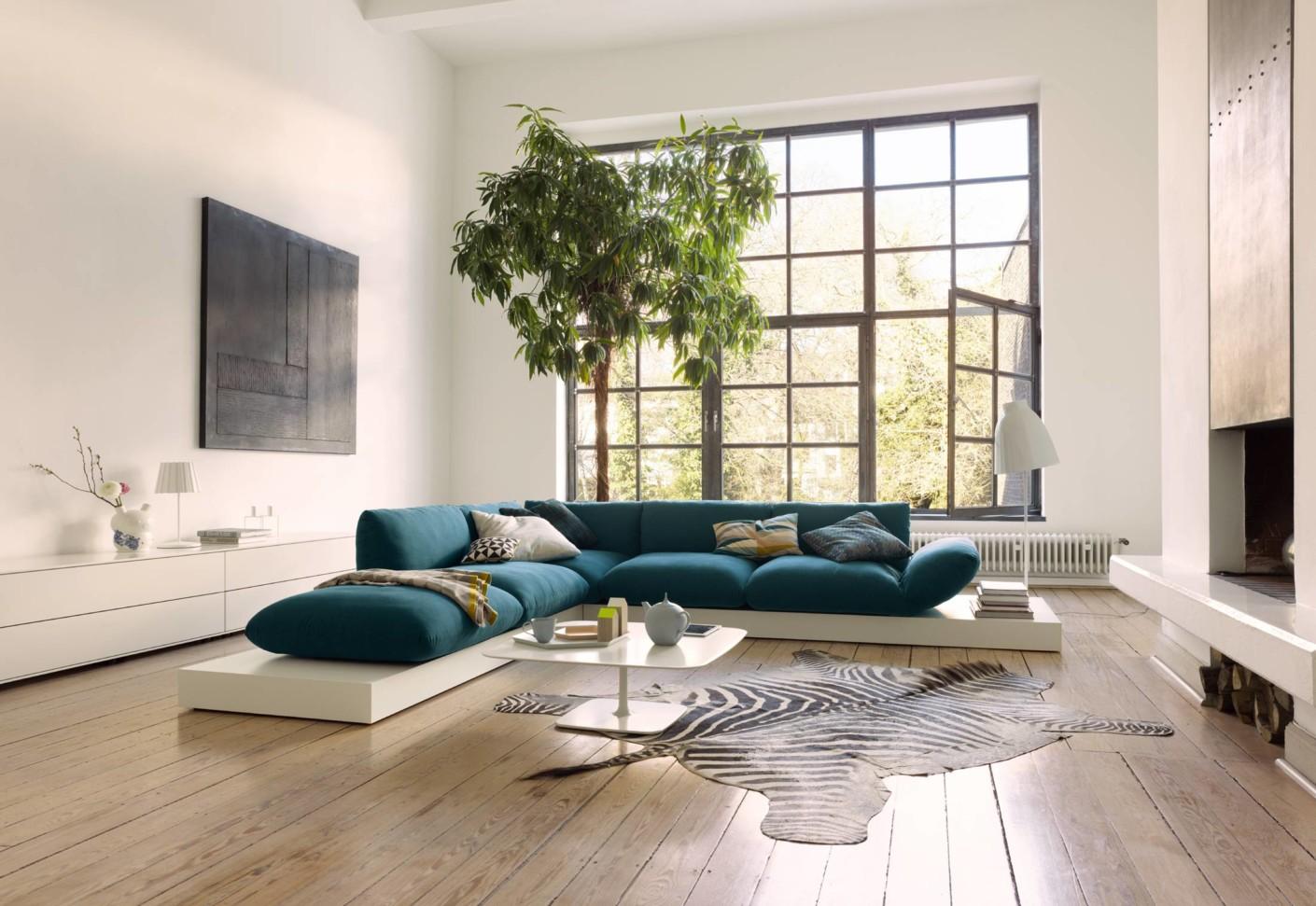 jalis sofa von cor stylepark. Black Bedroom Furniture Sets. Home Design Ideas