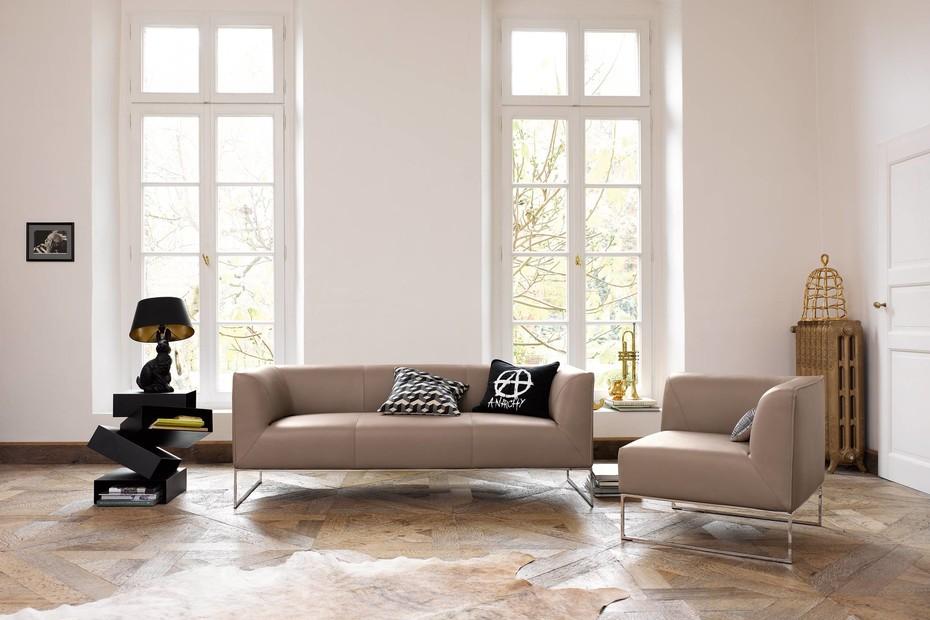 Mell corner armchair