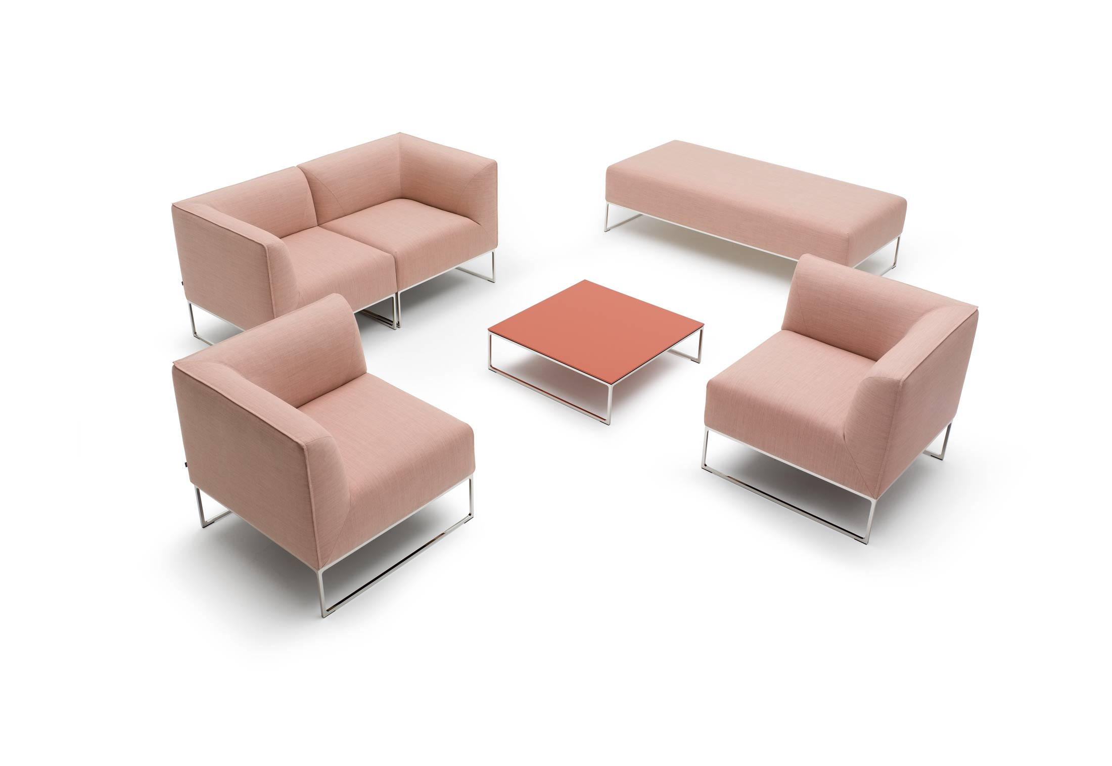 Mell corner armchair by COR | STYLEPARK