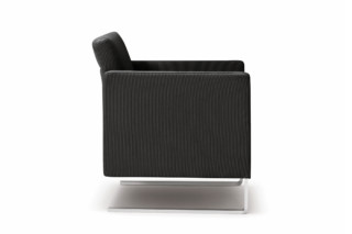 Rawi cantilever armchair  by  COR