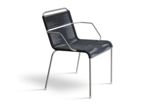 Jubeae chair with armrests  by  Coro