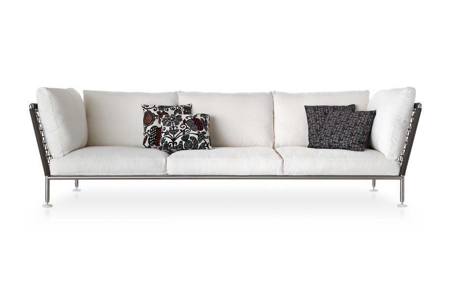 Nest Sofa 3-Sitzer