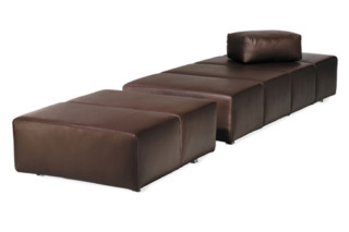 Chaise SF  by  Cous