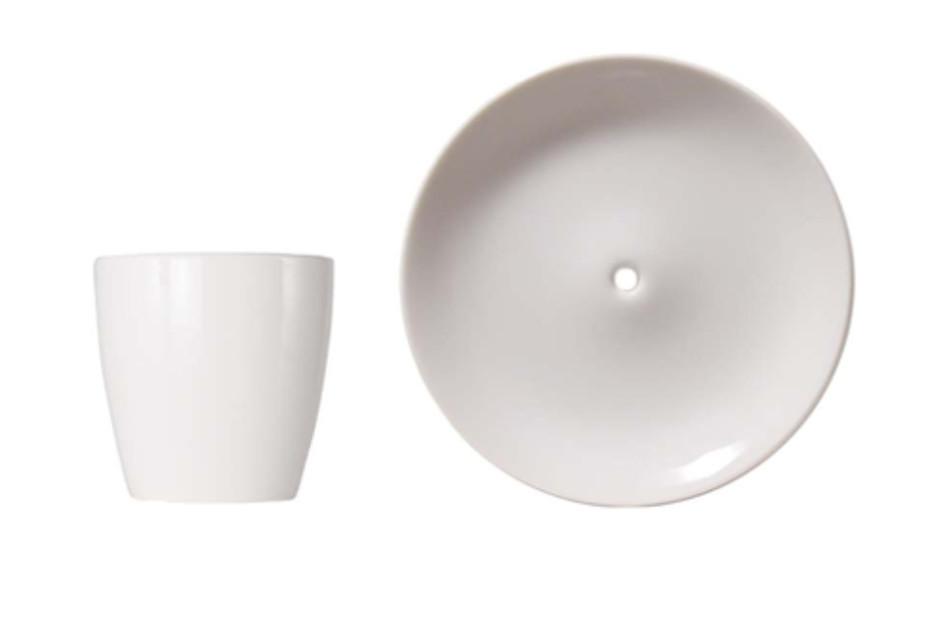 Morode tea cup saucer