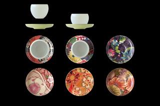 Venie Cup & Saucer  by  Covo