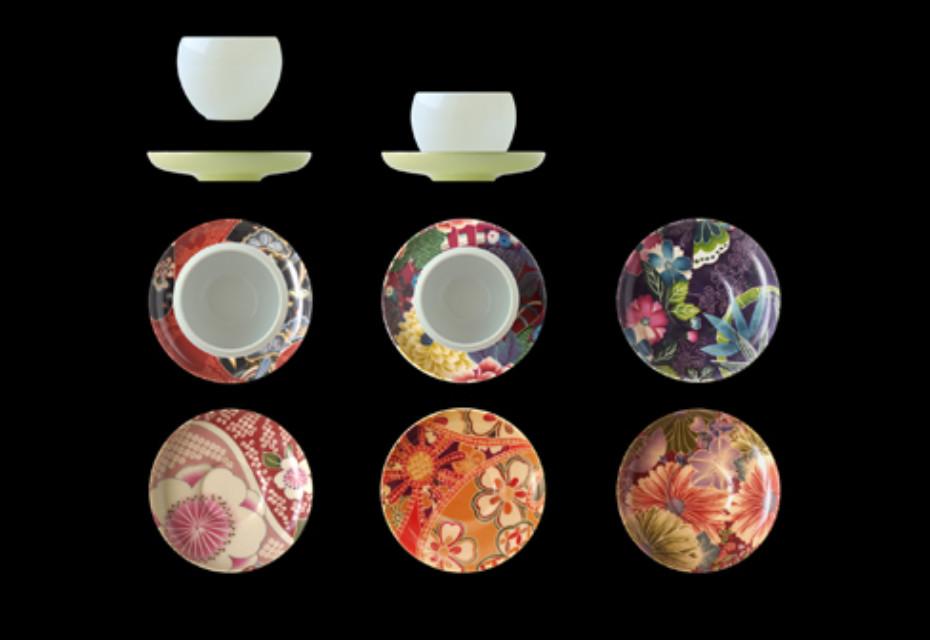 Venie Cup & Saucer