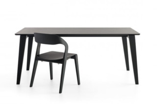 Mixis T table oblong  by  Crassevig