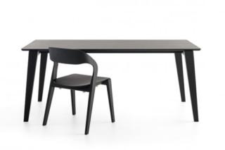 Mixis T Tisch rechteckig  von  Crassevig
