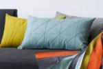 Cushion Ecco & Cushion Ellen  by  Création Baumann