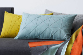 Cushion Ecco & Cushion Ellen  by  Création Baumann