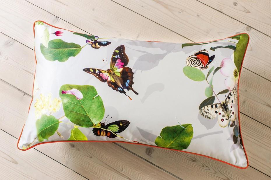 Cushion Papillon