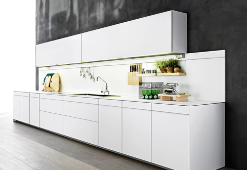 Wall units by dada stylepark for Fitted kitchen dresser unit