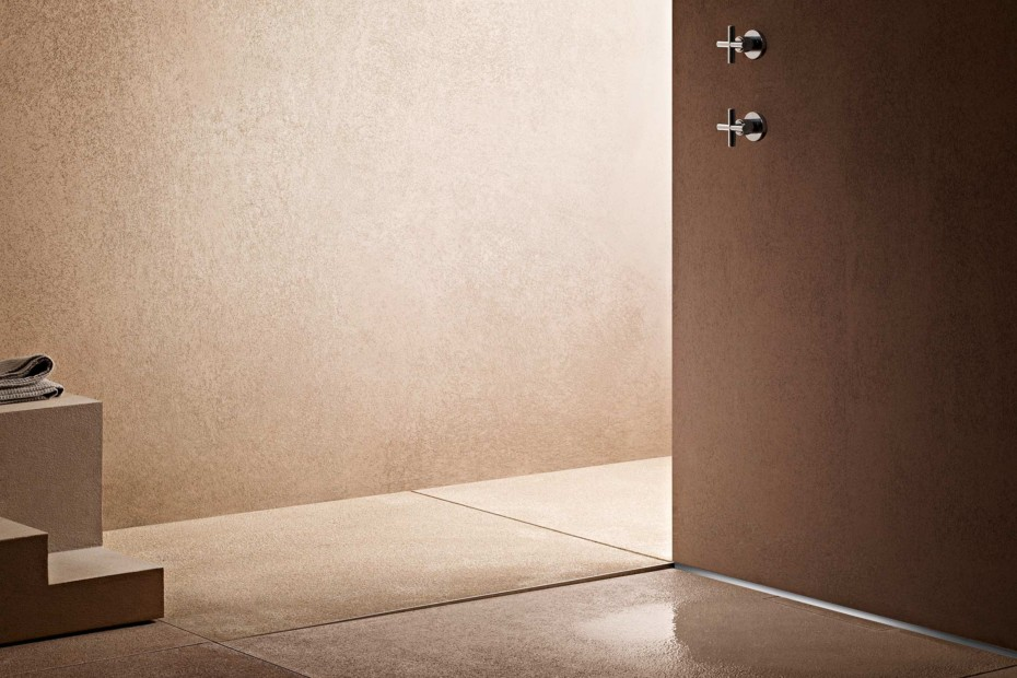 shower channel CeraWall Individual