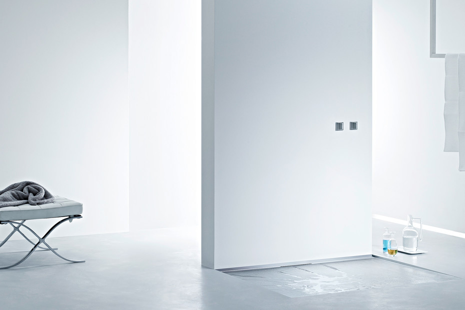Duschrinne CeraWall Select