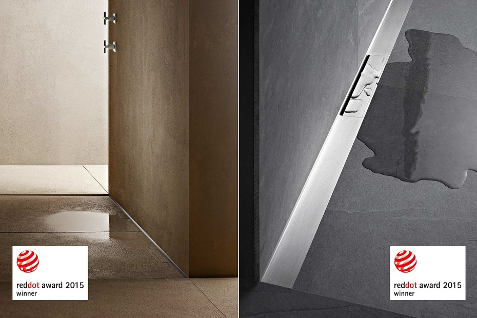 shower channel CeraWall Select