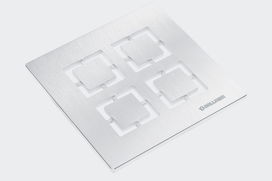 Design covers series Dimensions
