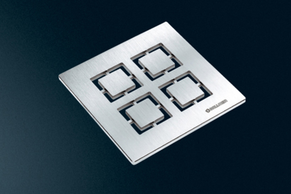 Designabdeckungen Serie Dimensions