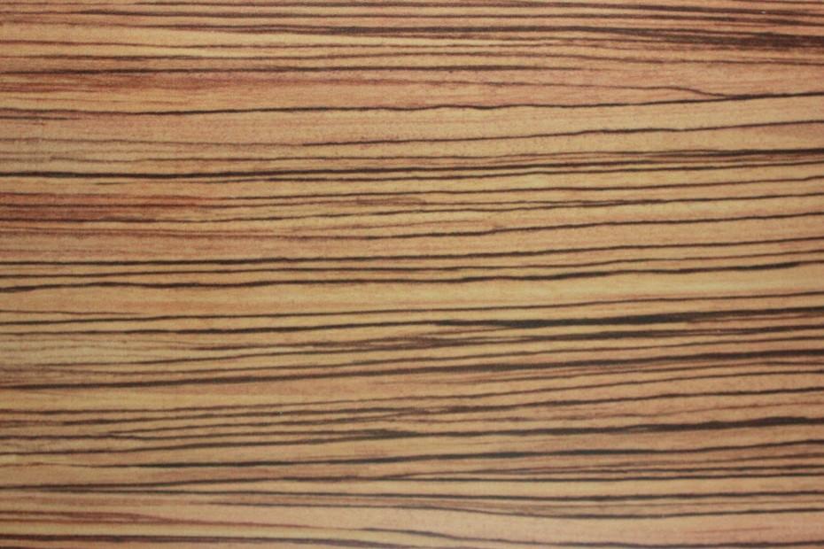 Wood African Zebrano