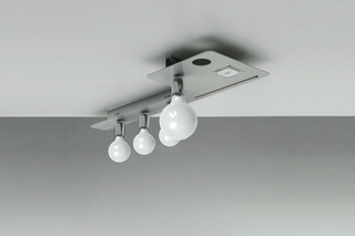 Cocktail ceiling light  by  Danese