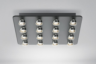 Due Quadra based light  by  Danese