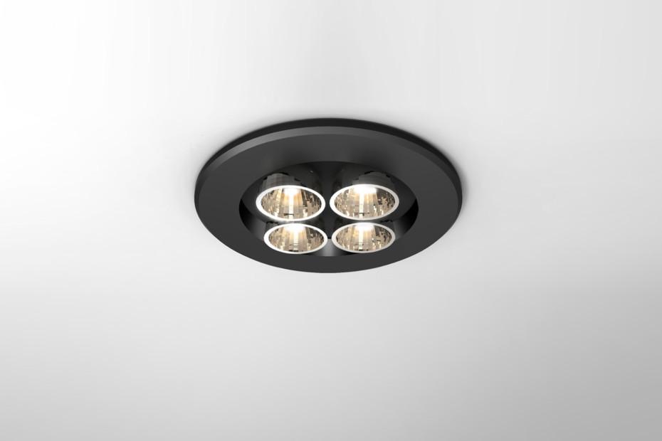 Due 120 construction light