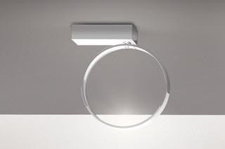 Eclittica ceiling light  by  Danese