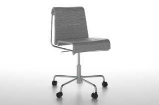 Farallon office chair rollable  by  Danese