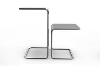 Farallon table high  by  Danese