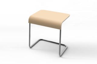 Farallon table small  by  Danese