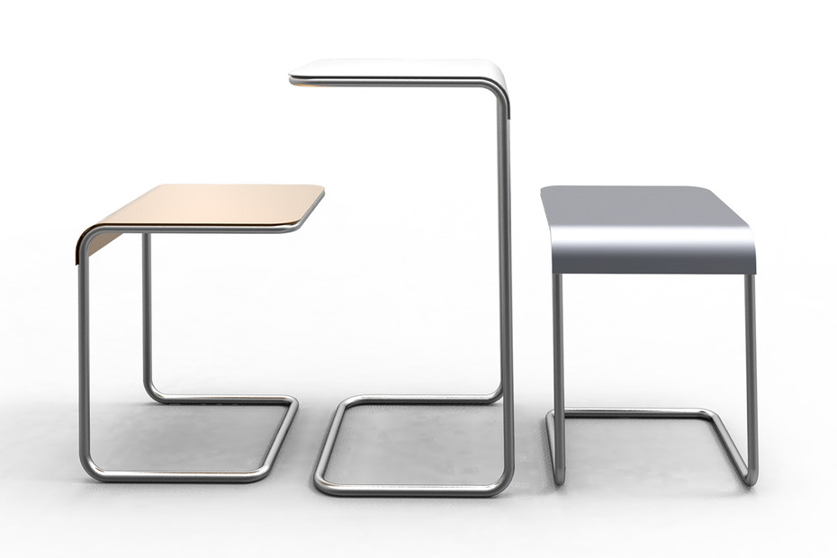 Farallon table small