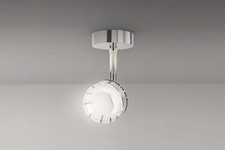 Sol ceiling light  by  Danese