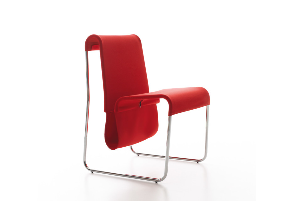 Farallon chair with pocket