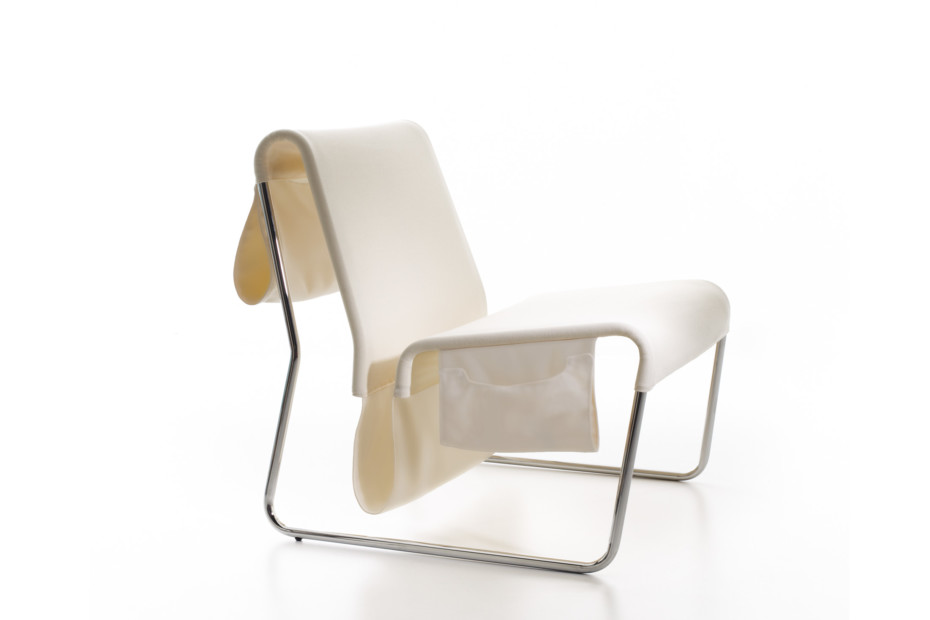 Farallon lounge chair with pocket