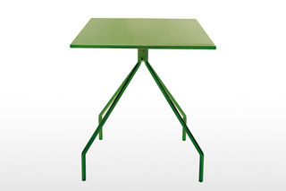 Green table  by  Danese