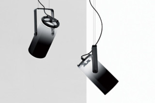 Pinball Wizard Black pendant lamp  by  Danese