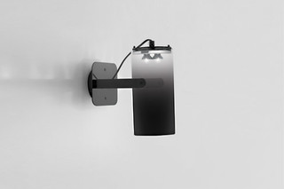 Pinball Wizard Black wall lamp  by  Danese