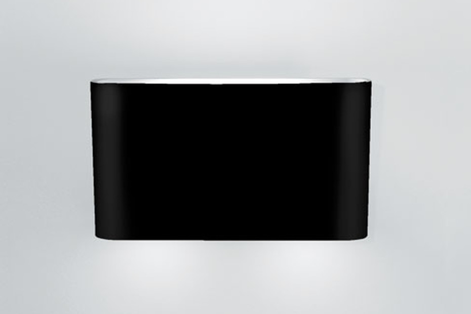 Two Flags wall lamp