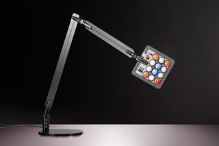 Una Pro RWB table lamp  by  Danese