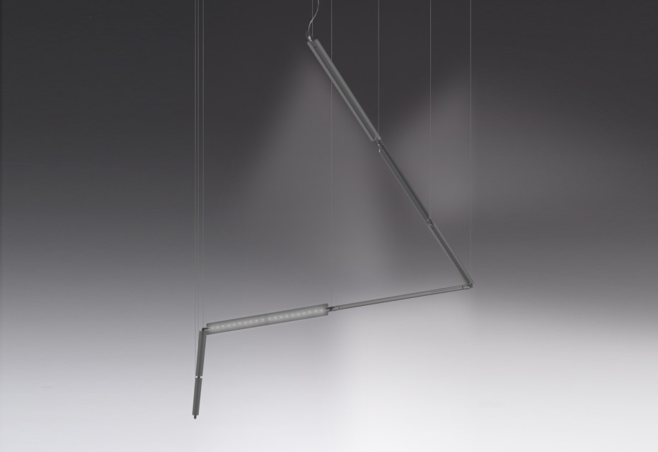 Una Pro System suspension lamp