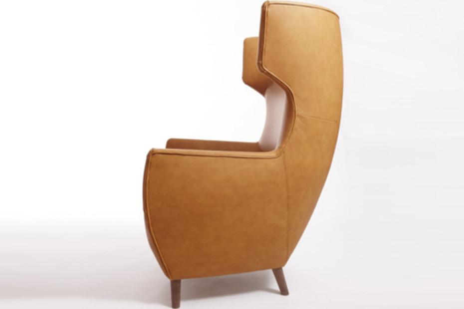 Hardy Wingback Chair