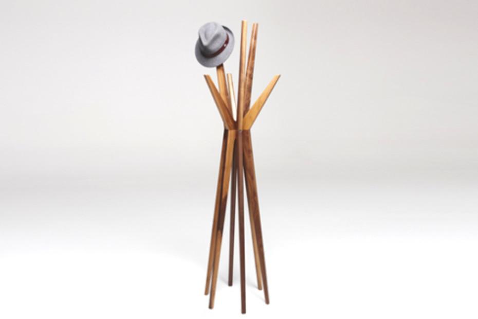 Jackson Coat & Hat Stand