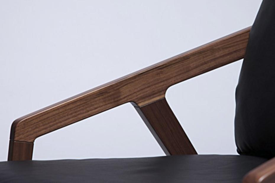 Katakana Low Chair