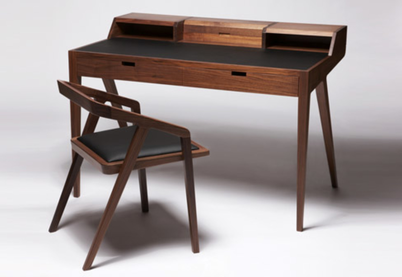 Katakana Writing Desk By Dare Studio Stylepark