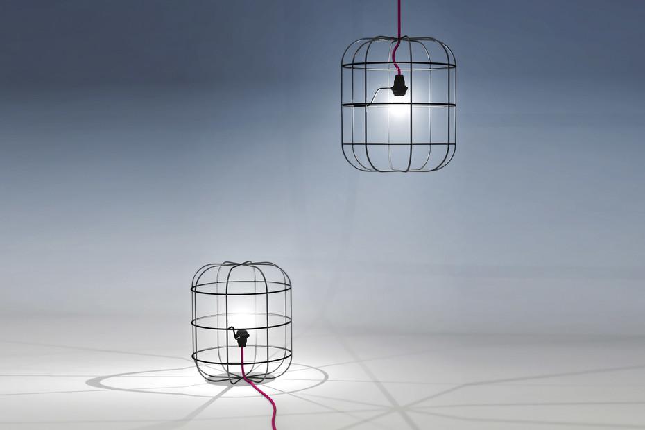 La Cage Table