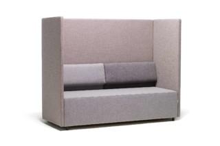 One Sofa mit hoher Lehne  von  David design