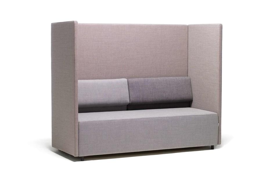 one sofa mit hoher lehne von david design stylepark. Black Bedroom Furniture Sets. Home Design Ideas