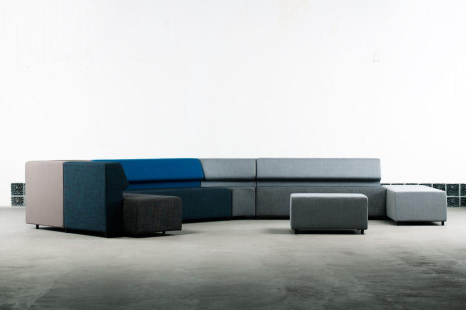 One sofa round