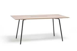 Paper table rectangular  by  David design