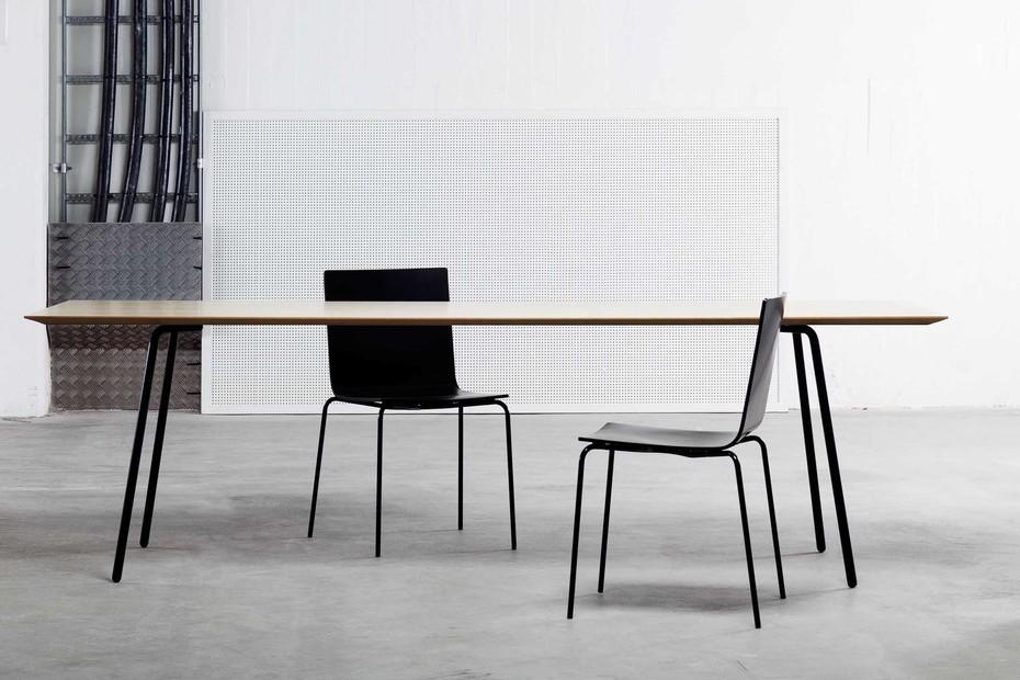Paper Tisch rechteckig